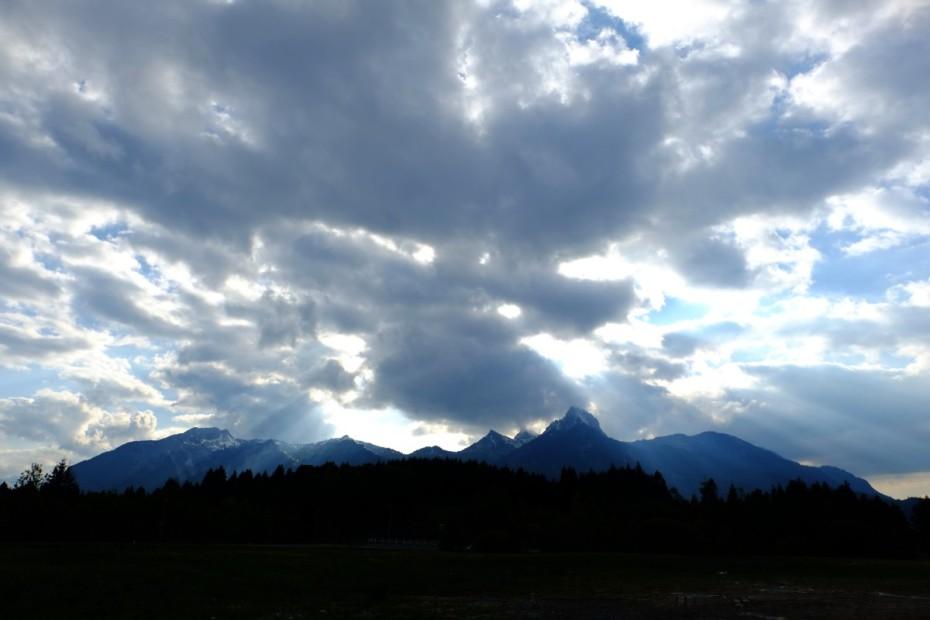 Alpy, Rakousko