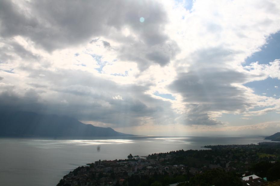 Ženevské jezero, Švýcarsko