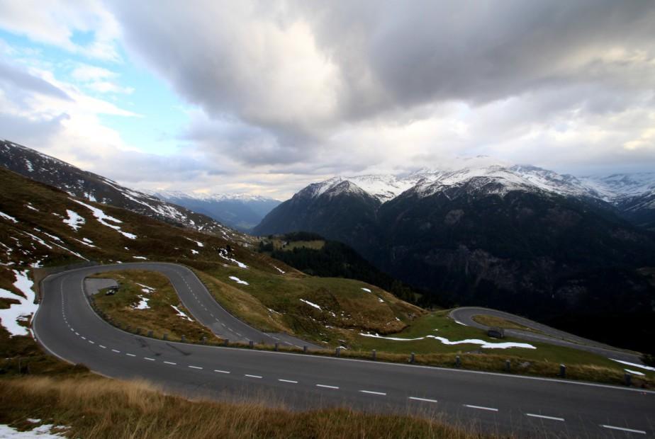Grossglockner Hochalpenstrasse, Rakousko