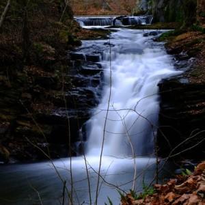 Jak fotit – vodopád