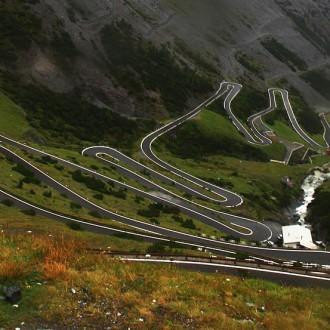 Nejlepší italské průsmyky a silnice