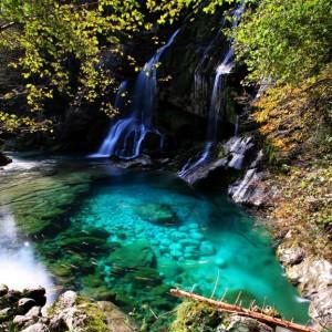 Na víkend přes Alpy k moři a zpět 2015