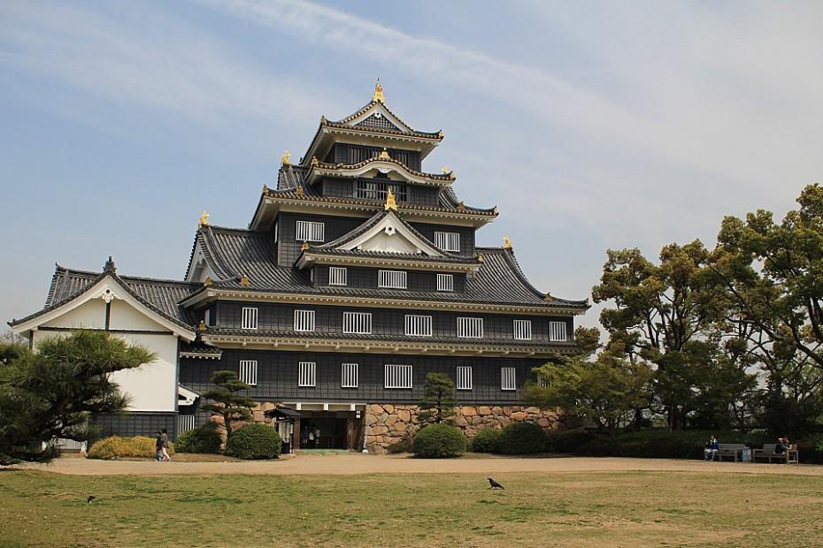 Okajamský hrad