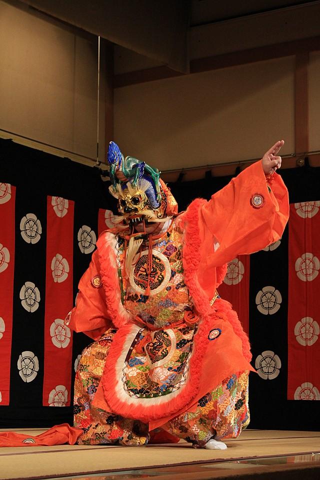 Dvorní tanec gagaku