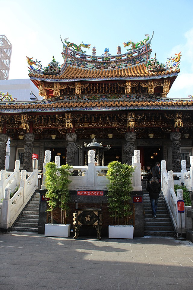 Chrám Kwan Tai