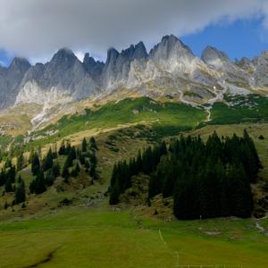 Podzimní Alpy 2017 – foto + video